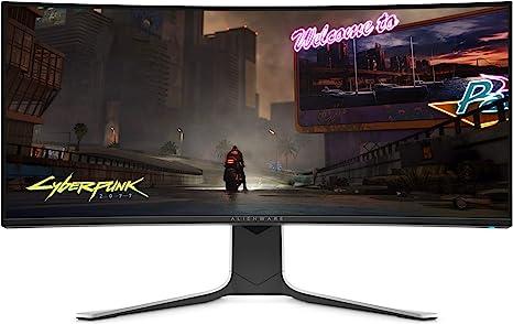 Alienware AW3420DW - Pantalla para PC Gaming de 34