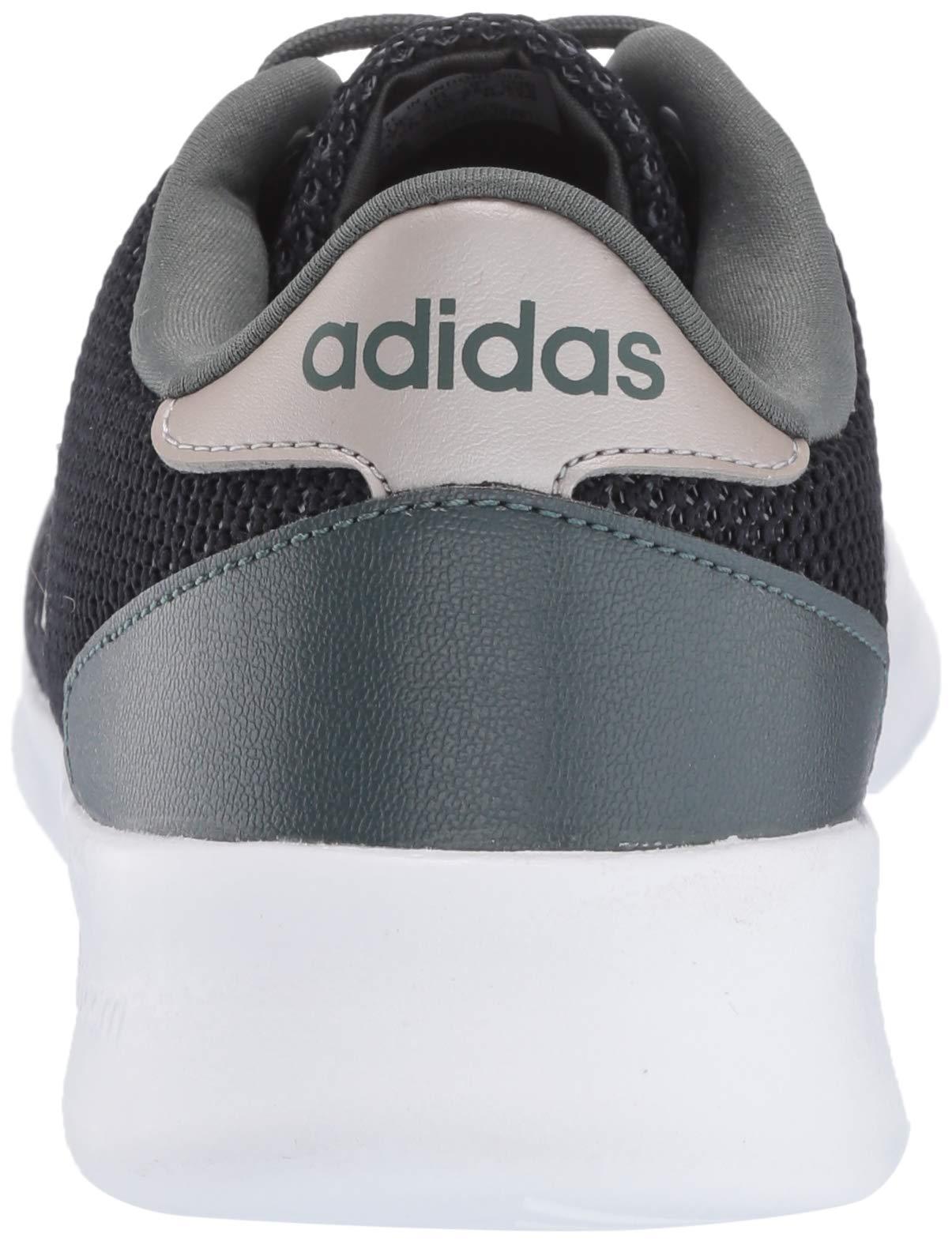 adidas Women's Cloudfoam QT Racer, Legend Ivy/Platino Metallic/Black, 5.5 M US by adidas (Image #2)