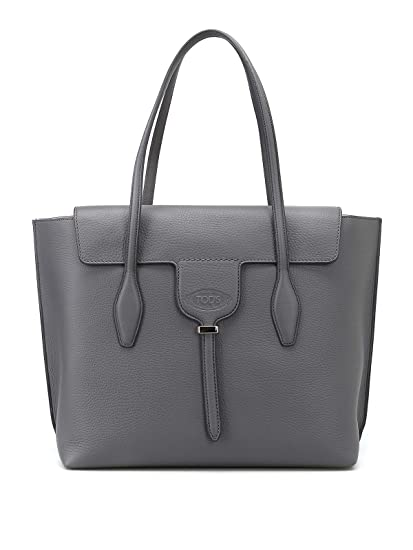 17fa3f60e8 Tod's Joy Bag Medium Grigio Donna: Amazon.co.uk: Clothing