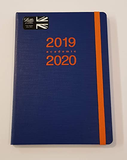 Letts 2019/2020 Memo - Agenda escolar (tamaño A5, 1 semana ...