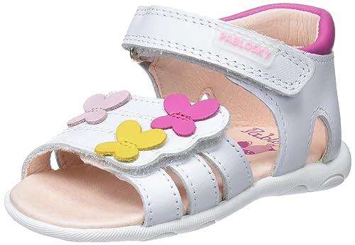 688978e208df Pablosky Girls  26007 Open Toe Sandals  Amazon.co.uk  Shoes   Bags
