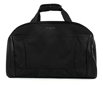 "ad5d1bbd5b Bugatti Travel bag ""Cosmos"" in black Sac de voyage, 50 cm,"