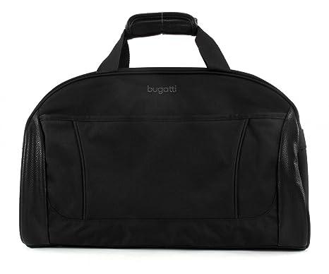 Bugatti Bag In LitersNero Black 2 Cosmos Cm43 Borsone50 Travel wOknXP80N