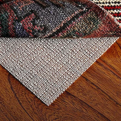 Non-Slip Area Rug Pad,Stop Rug Slipping On Hard Floor,Keep Rugs In Place