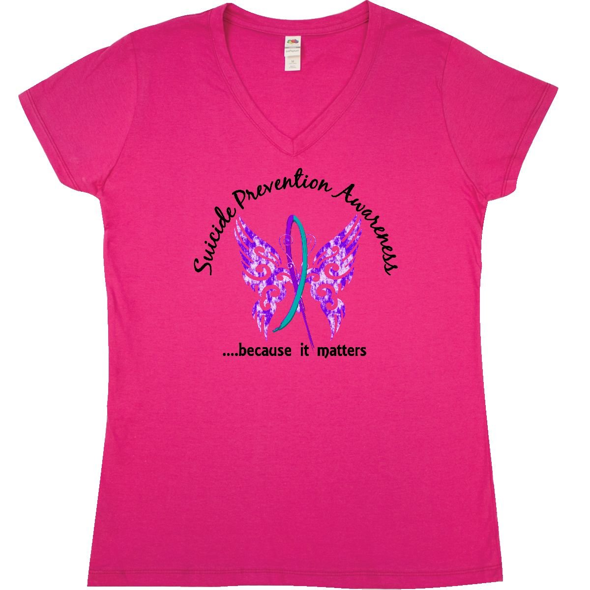 Suicide Prevention Butterfly 6 1 1753 Shirts