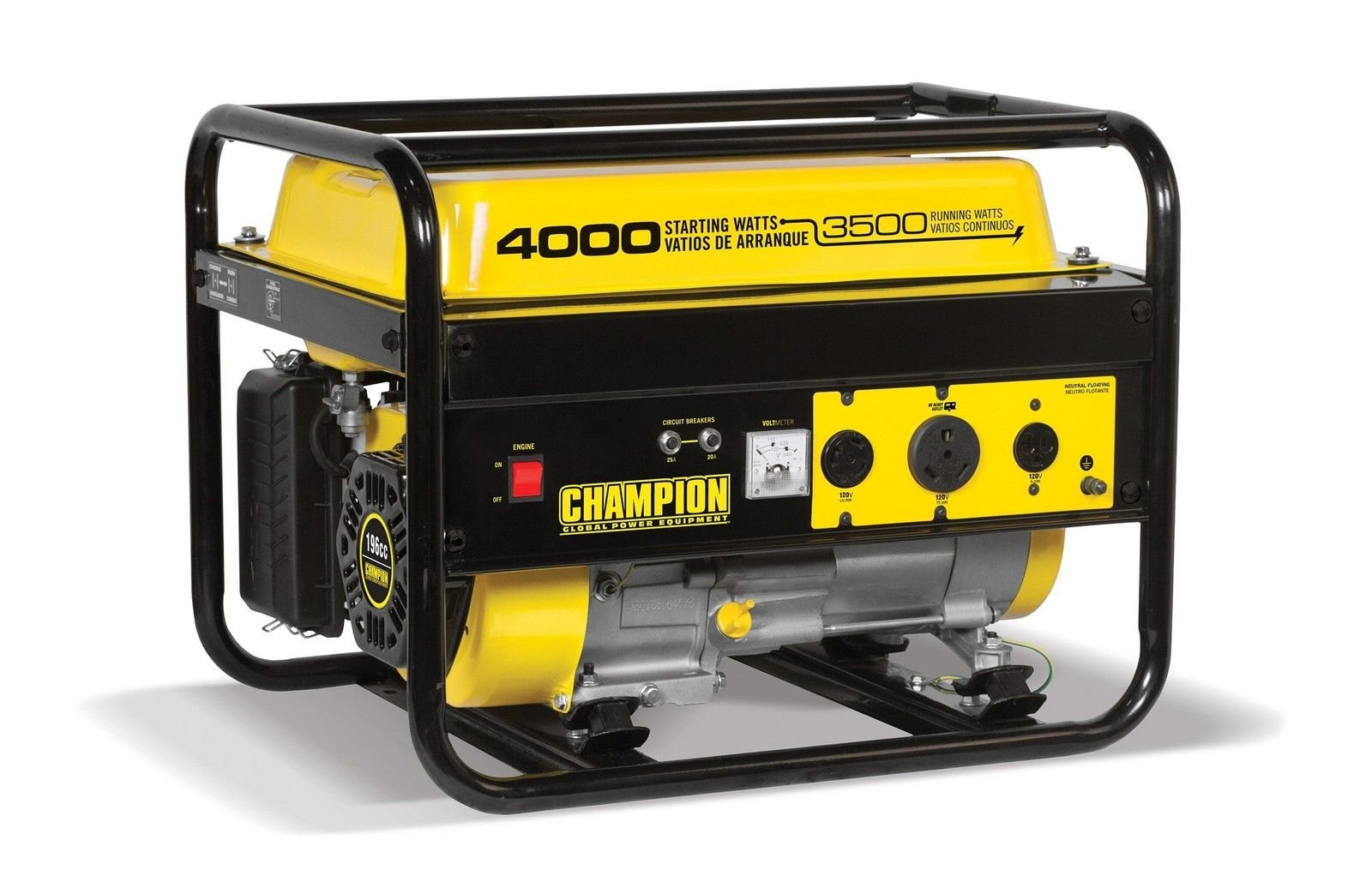 Champion Power Equipment 46596 3500 Watt RV Ready Portable Generator --P#EWT43 65234R3FA66784