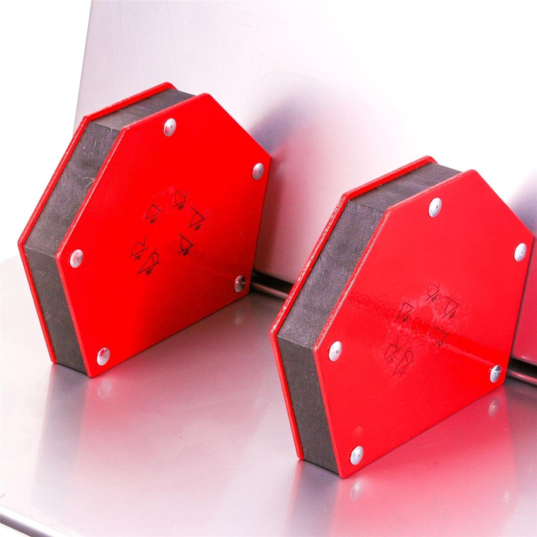 27kg Hold 4X Heavy Duty Welding Magnets