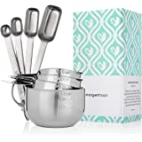 Morgenhaan Lifetime Measuring Set with Forever Handles, 8-piece