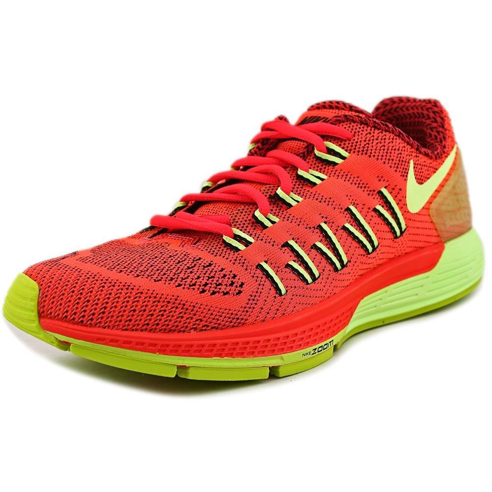 Nike Air Zoom Odyssey, Zapatillas de Running para Hombre 46 EU Naranja / Negro / Verde (Brght Crimson / Blk-vlt-ghst Grn)