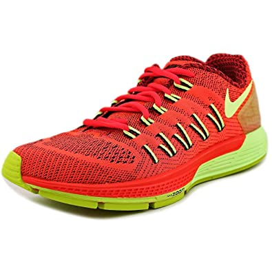 finest selection 84409 c18fe Nike Air Zoom Odyssey Chaussures de Running Homme, Orange Noir Vert (Brght