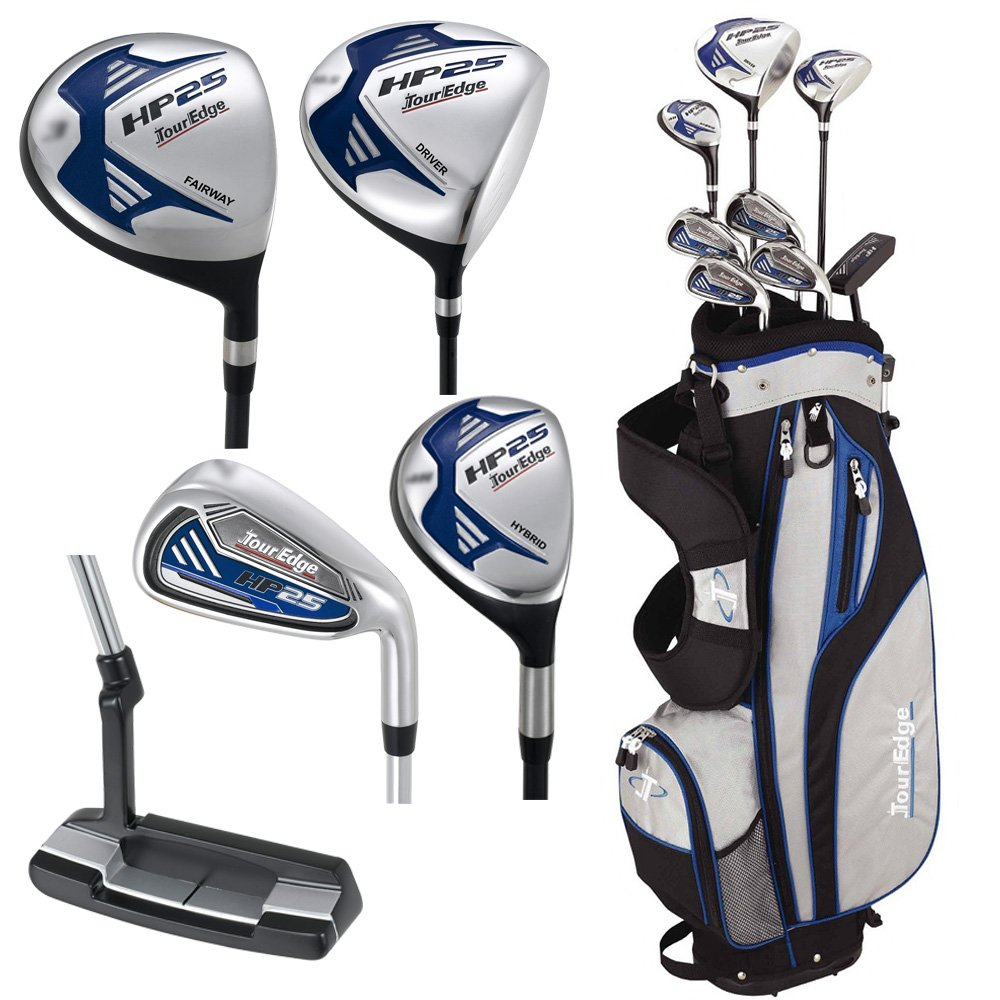 Tour Edge HP25 Junior's Complete Golf Club Set, Right Hand by Tour Edge (Image #1)