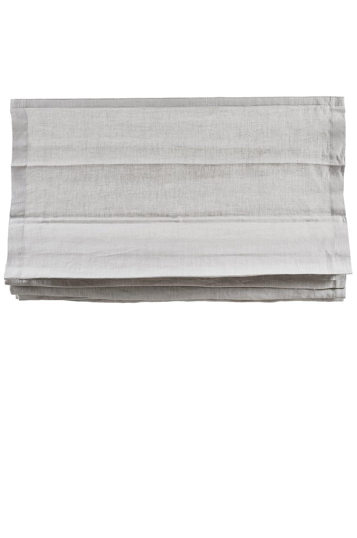 Himla Raffrollo Maya Roman, 140x180 cm, Perlmutt