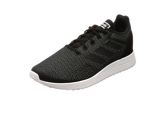 the best attitude 6a164 29f45 adidas Run70S Scarpe Running Donna, Nero (CblackCarbonFtwwht CblackCarbon
