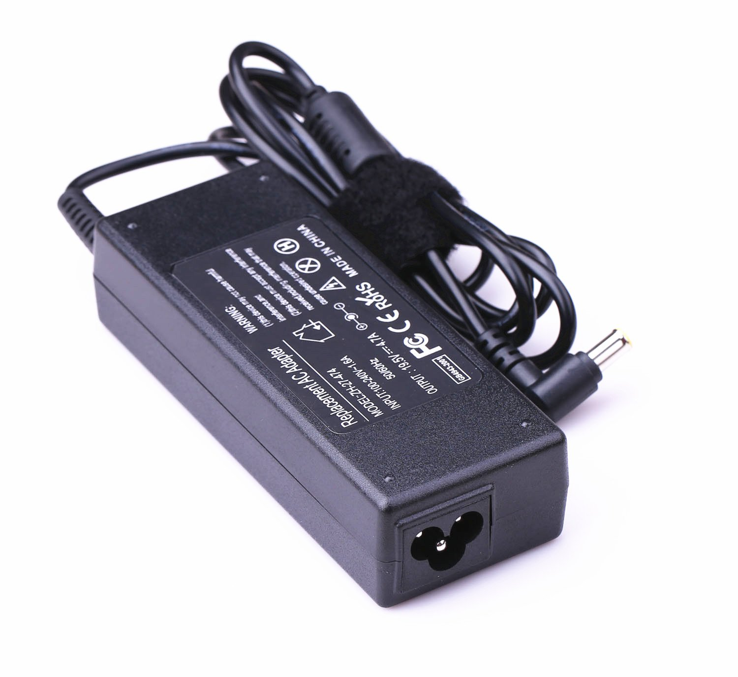 AC Adapter for 19.5V Sony Bravia TV Charger KDL-32 KDL-40 W600B W650A W674A W700B W800B; KDL55W650D, KDL48W600B, KDL-42W650A, KDL-40W600B, KDL-32W700B ...