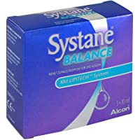 Systane Balance Augentropfen, 3x10 ml