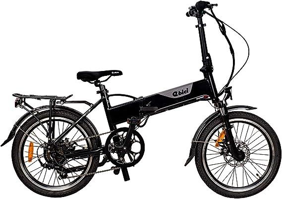 Ebici Bicicleta Plegable electrica City 2000 SP 36V10.4Ah: Amazon ...