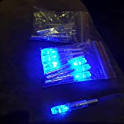 Amazon.com: XHYCKJ - 12 piezas de calcetines con luces LED ...