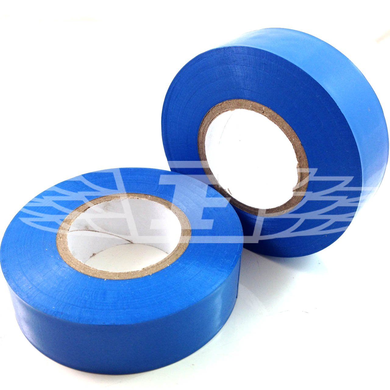 ELECTRICAL PVC INSULATION / INSULATING TAPE 19mm x 20m (BUY 5 TAPES, GET 1 FREE!) FLAME RETARDANT, FREE UK DELIVERY (Dark Blue) Falcon Workshop Supplies