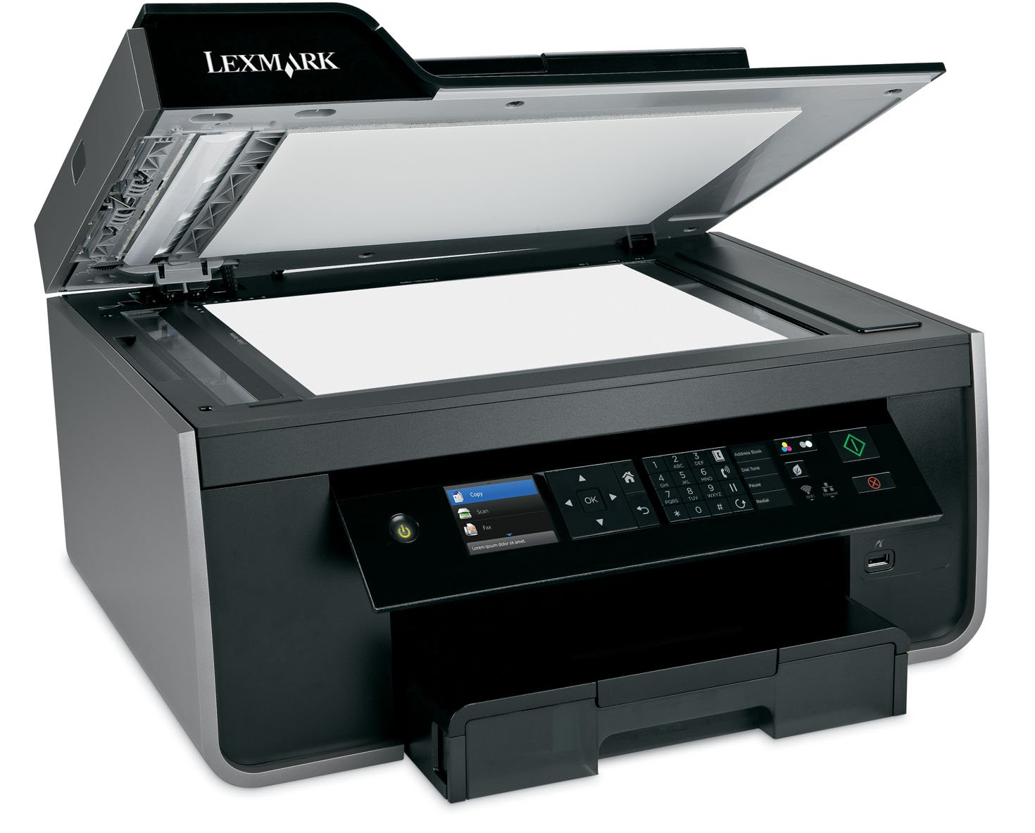 LEXMARK PRO715 PRINTER 64BIT DRIVER DOWNLOAD