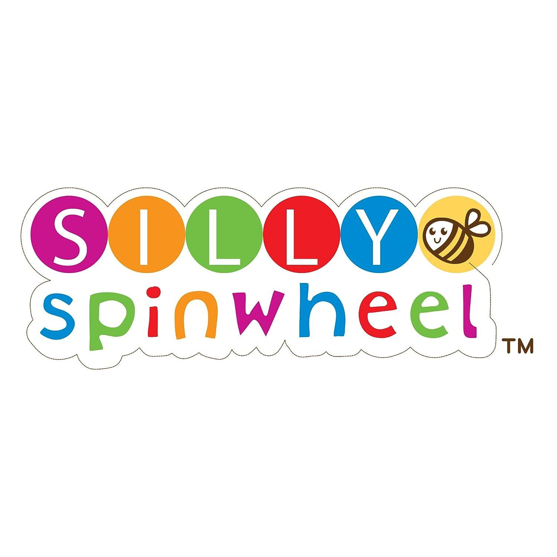 Rueda giratoria aprendizaje y actividad Nuby Silly