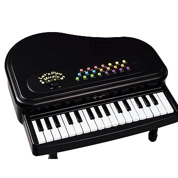 Amazon | キッズミニピアノ No.8...