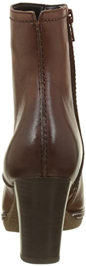 Gabor Shoes 52.870 Damen Halbschaft Stiefel, Braun (sattel