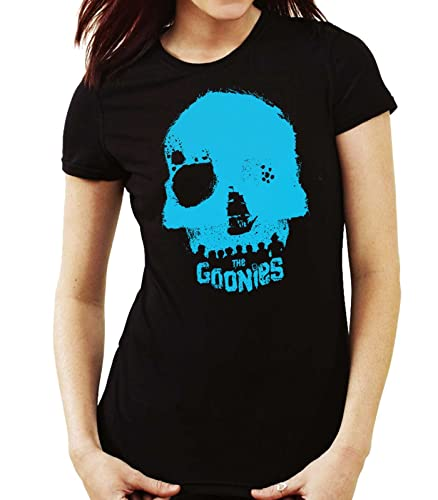 35mm - Camiseta Mujer The Goonies-Movie-ref 2-