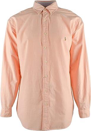 Polo Ralph Lauren - Camisa de manga larga para hombre ...