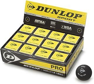 Dunlop Revelation Balles Pro de Squash (Double Points) - 1Douzaine SQBAP 1249.38260 b2s2016