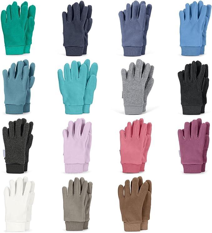 Microfleece 5 Farbe 454 Zirkonblau Sterntaler Fingerhandschuh Gr