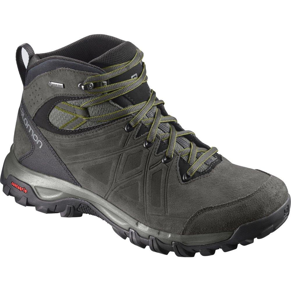 Salomon Mens Evasion 2 Mid LTR GTX Hiking Shoe Salomon Footwear L40001900