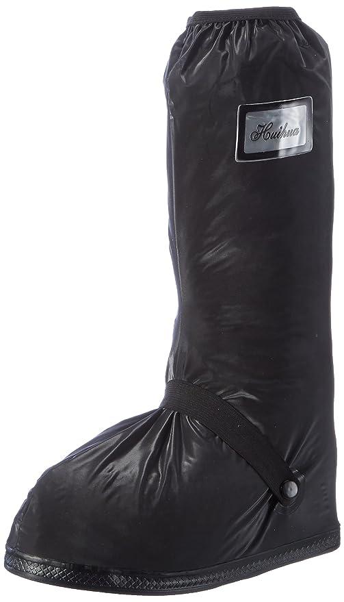 YAHUANG Cubierta del zapato, Zapatillas de Ciclismo para Deportes al Aire Libre Zapatillas para Calzado Impermeable para Calzado Bota de Calzado para Hombre Mujer