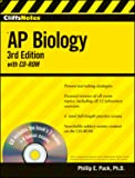 CliffsNotes AP Biology with CD-ROM, 3rd Edition