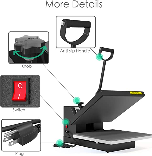 How to Use a Heat Press Machine for Beginners