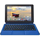 "RCA 10"" Viking Pro10 32G Android 6.0 IPS 1280 x 800 Display Folio Keyboard (BLUE)"