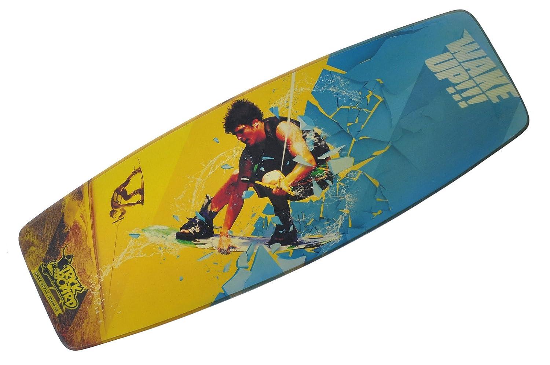 Roller Teppich = Balance training Wake Up Pro Trickboard PRO Balance Board SET Wakestyle//Kitestyle