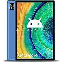 Tablet 10 Pulgadas Octa Core 6GB de RAM 128GB/512GB de ROM Android 10.0 Tablet PC Batería 7000mAh 4G LTE Tablet Baratas…
