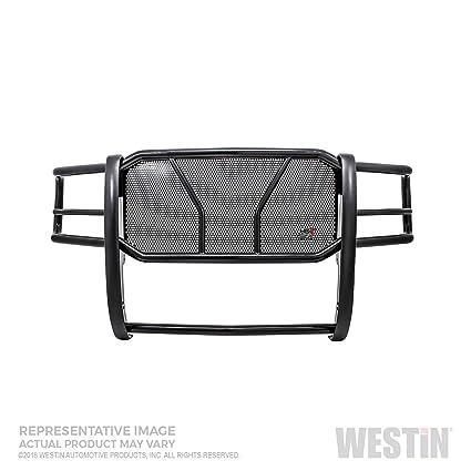 0952615f952f86 Amazon.com  Westin 57-2505 HDX Black Grille Guard  Automotive