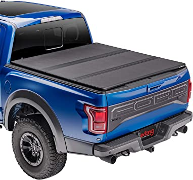 Amazon Com Extang Solid Fold 2 0 Hard Folding Truck Bed Tonneau Cover 83985 Fits 2005 20 Nissan Frontier With Factory Side Bed Rail Caps Only 5 Bed Black Automotive