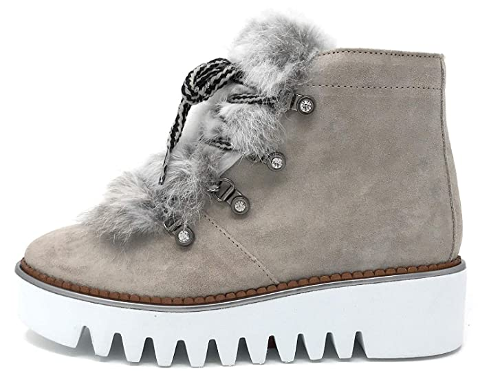 Alpe Team 36051107, Botines, Mujer, Gris: Amazon.es: Zapatos ...