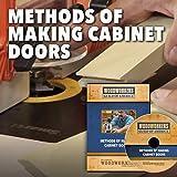Methods of Making Cabinet Doors