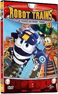 Robot Trains - 4 - La chasse aux fantômes Francia DVD: Amazon.es: Cine y Series TV