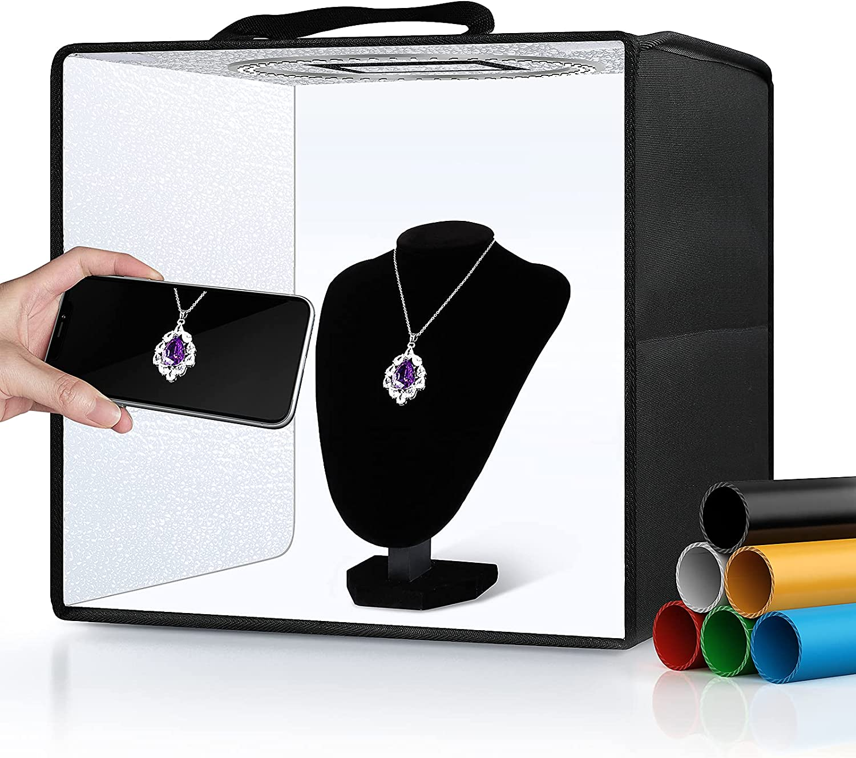 Portable Photo Studio Light Box,12