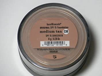bare minerals medium tan
