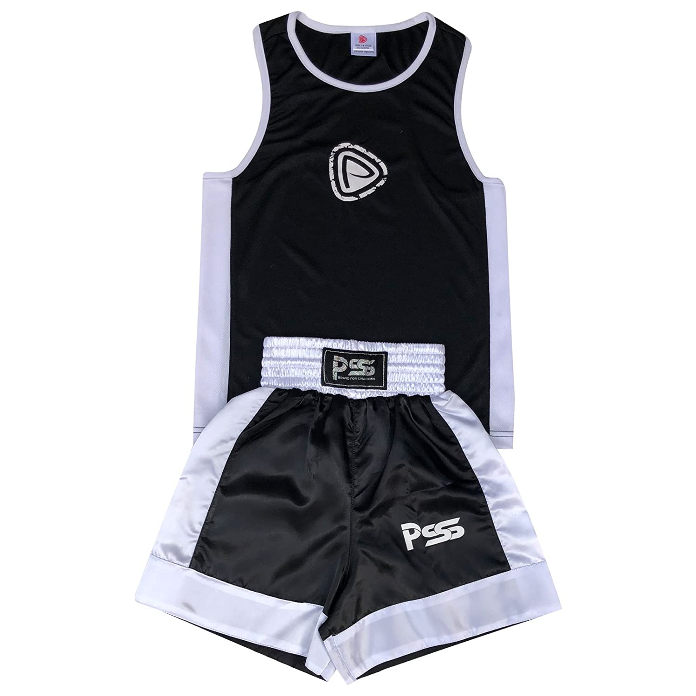 Prime Leather Kinder Boxset 3-teilig 3-teilig 3-teilig Uniform Alter 3-14 Top & Short  Kinder Boxhandschuhe 182 g 1020  Focus Pad 1107 B07GBXNRJ5 Boxsets Ruf zuerst b54867