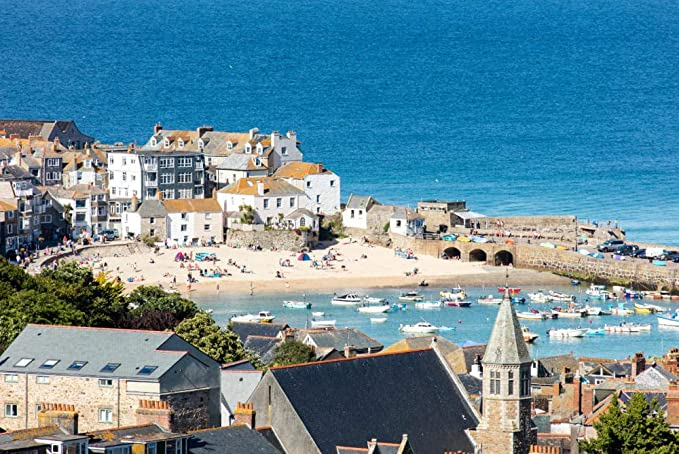 Lais Jigsaw Puzzle St. Ives Cornwall