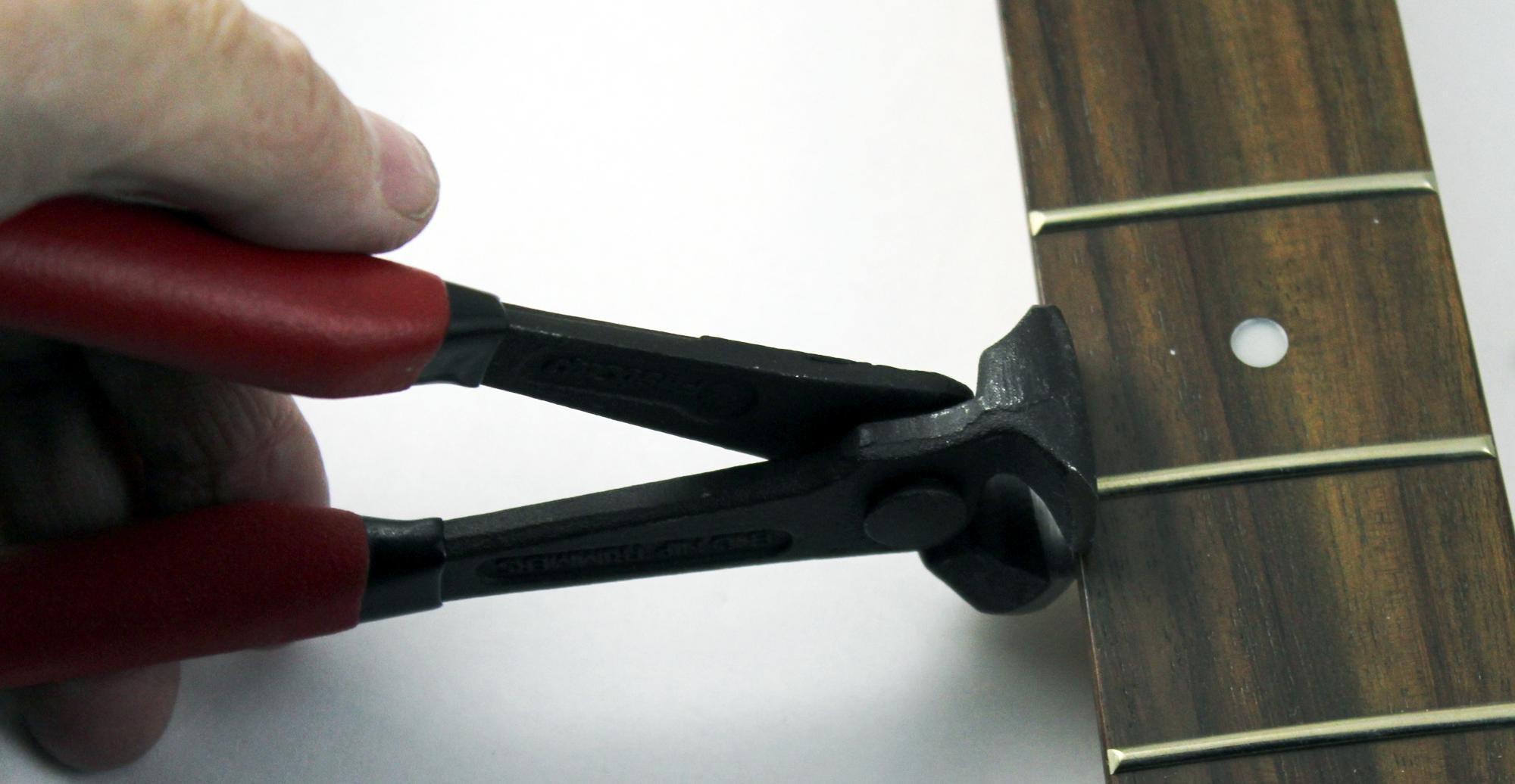 Bitterroot Fret Wire End Cutter Nipper Medium Size