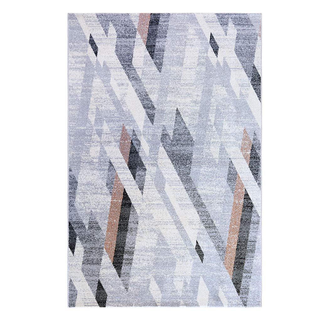 %エリアカーペット エリアカーペット抽象的な幾何学的なカーペット反静的な長方形のカーペット カーペット (サイズ さいず : 130*190cm) 130*190cm  B07L3NQ81Y