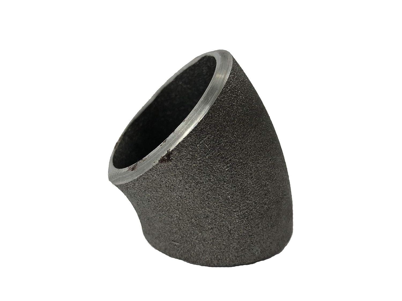 45 Degree Steel Elbow 5 1 1//2 Steel Pipe Elbow Weldable Steel Pipe Fitting