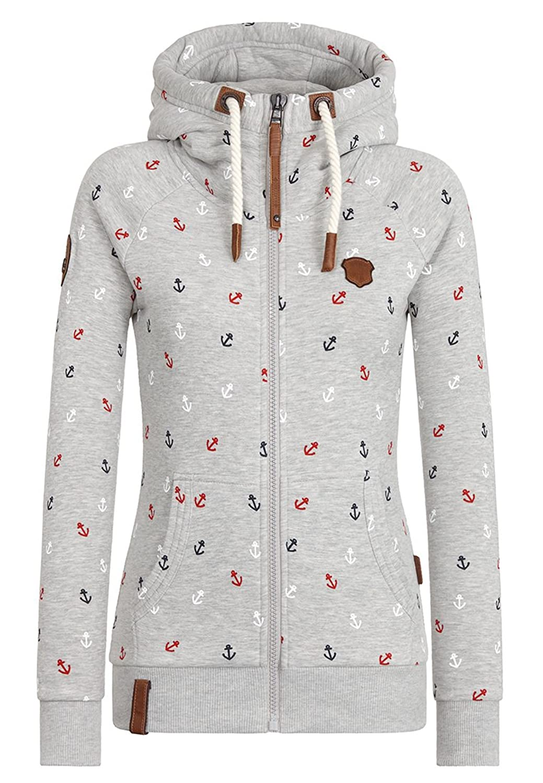 Naketano Female Zipped Jacket Brazzovic hochwertige
